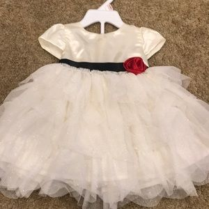 Never worn formal tulle dress